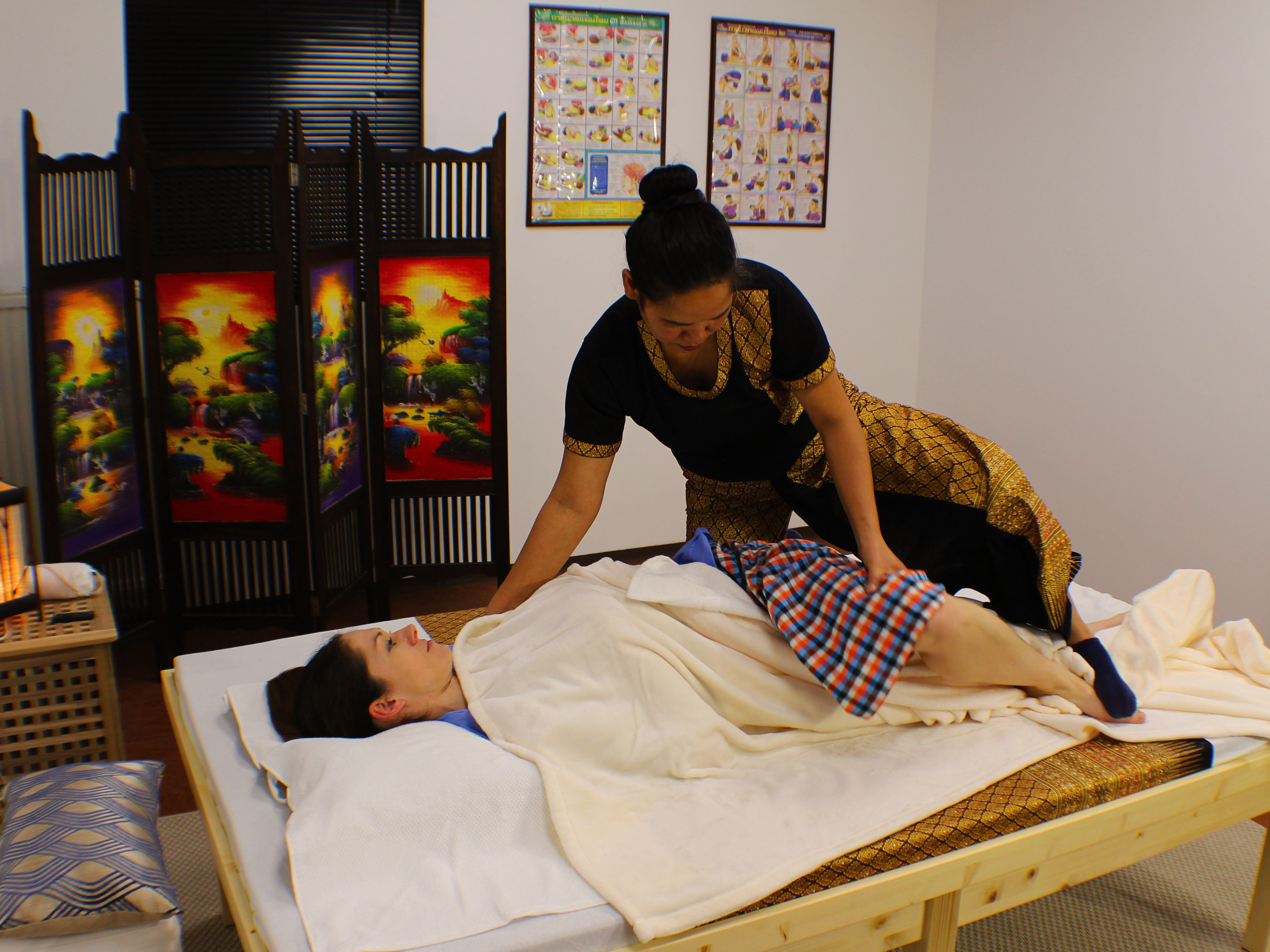 Franzensbad thai massage Sawan Thai